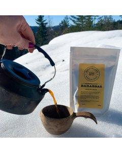 10x Røverkaffe BARABBAS filtermalt 250g