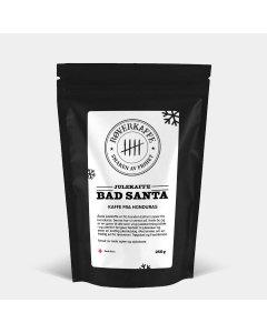 10x Røverkaffe BAD SANTA - hele bønner 250g
