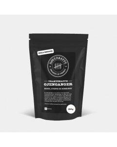 10x Røverkaffe GJENGANGER - hele bønner 250g