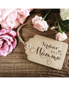 Til verdens beste mamma